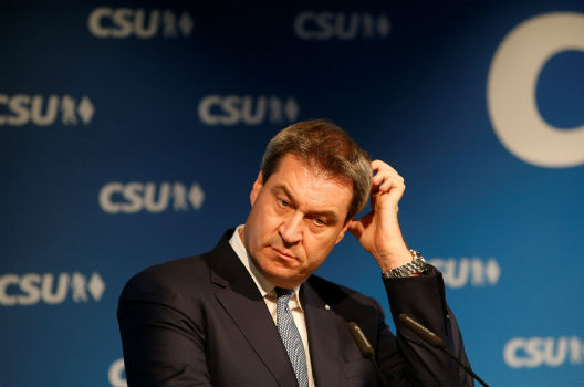 Bavaria Election casts doubt on Merkel's grand coalition