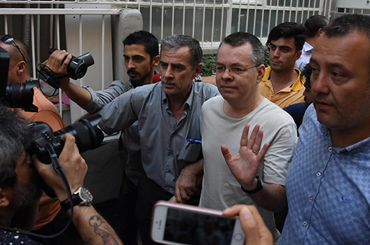 US pastor's release signals a new chapter in US-Turkey ties