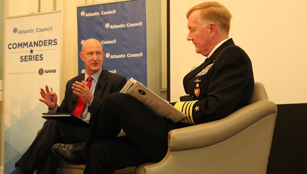 The Next Battle of the Atlantic? A Conversation with Admiral James G. Foggo on Transatlantic Security