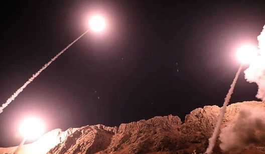 The Hidden Message of Iran's Syria Strikes: A View From Israel