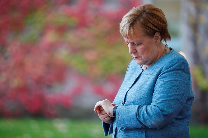 Merkel's greatest legacy May be her unerring sense of style