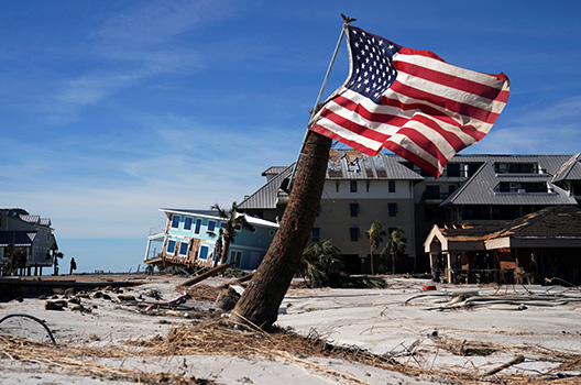 Rapid intensification of hurricanes: A threat that requires resilient responses