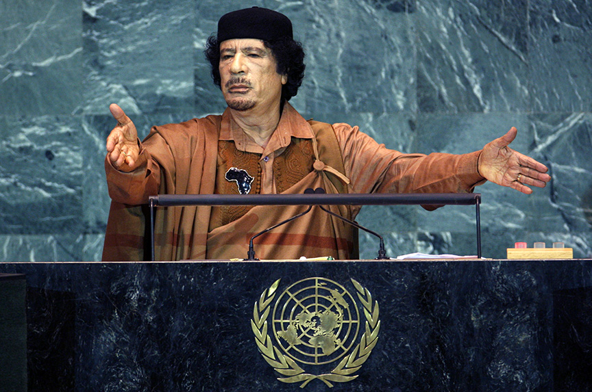 Gadhafi's Libya and the importance of not shunning the past