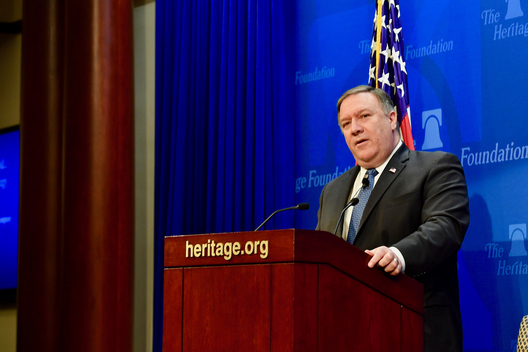 Pompeo adds human rights to twelve demands for Iran
