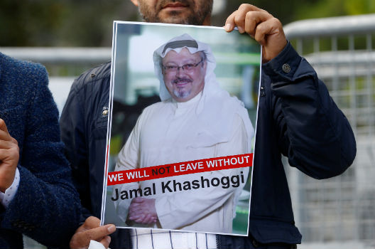 Saudi silence on Khashoggi must end