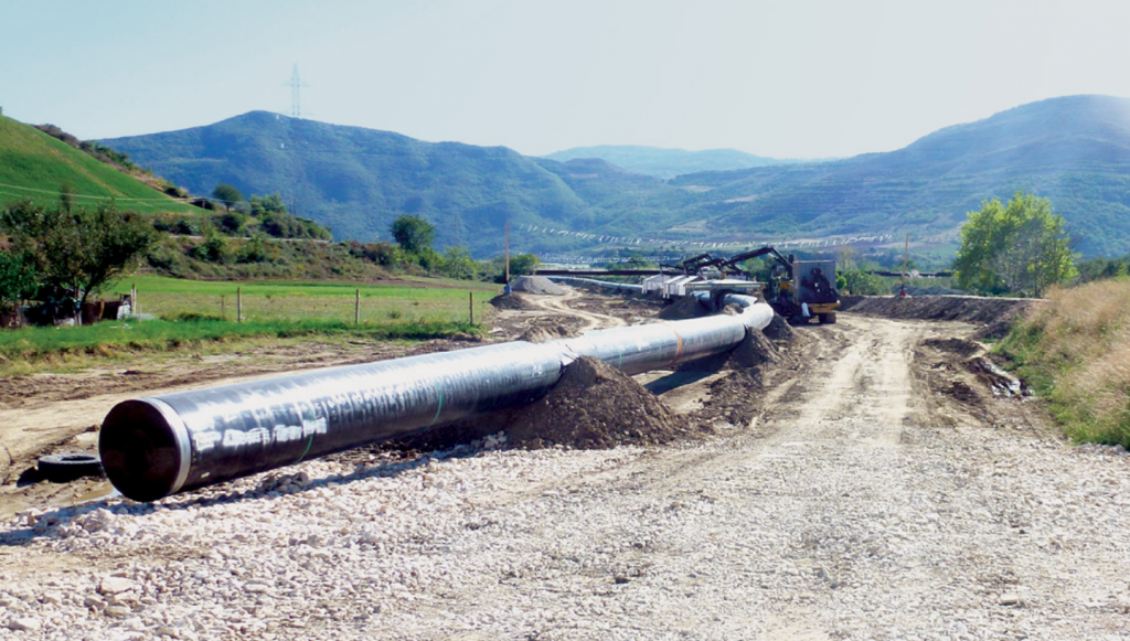 Europe's southern gas corridor: The Italian (dis)connection