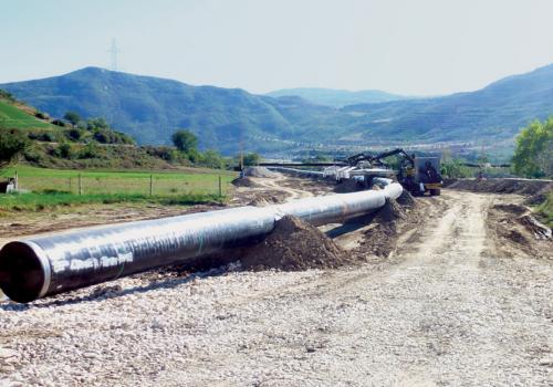 TAP pipeline