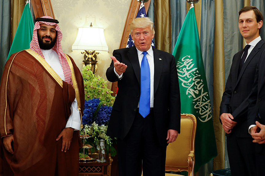 Oil, arms, and counterterrorism: A look at Saudi options and how far the Kingdom may go