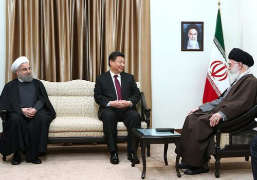 Despite sanctions, China is still doing (some) business with Iran