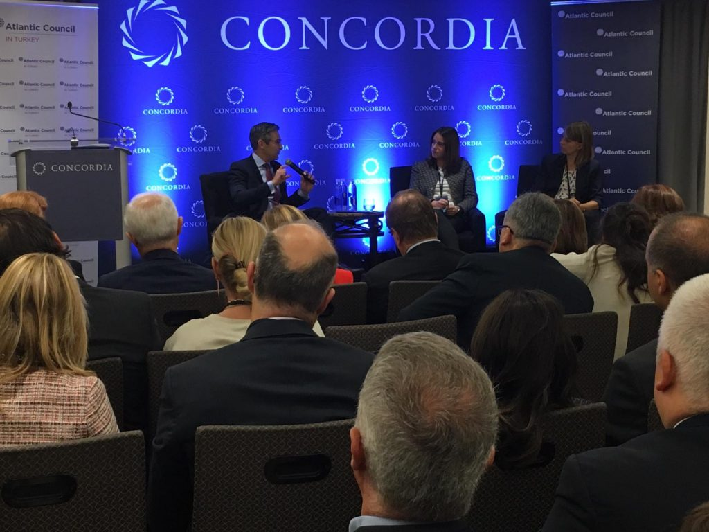Concordia Summit joint strategy session | Syrian refugees: policy consolidation and challenges for Turkey