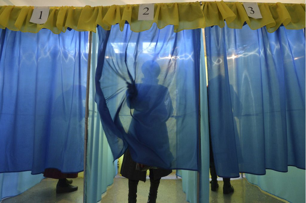Three Things Ukraine Must Do Now If It Wants Clean Elections Next Year
