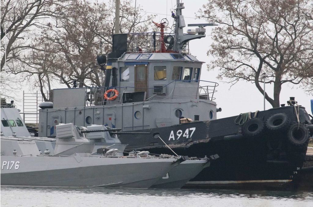 Russia's Provocations in the Sea of Azov: What Should Be Done?