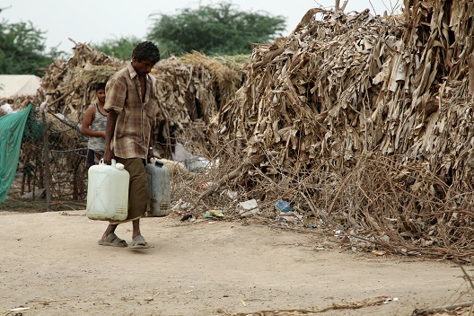 An update on Yemen's water crisis and the weaponization of water