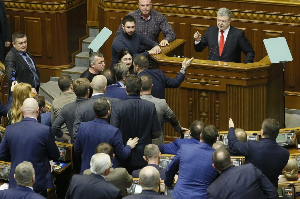 How the West Got Martial Law in Ukraine Totally Wrong