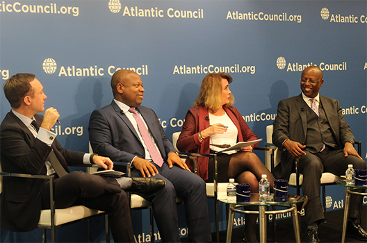 Energy experts discuss the role of natural gas in Africa's energy future