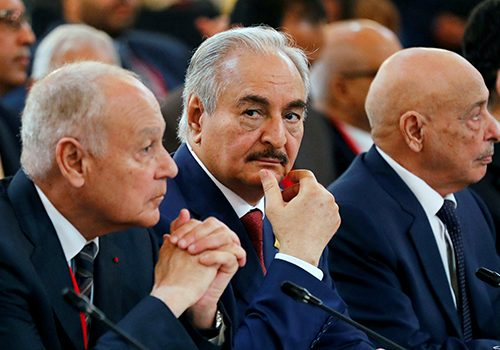 Another conference, another incomplete solution for Libya