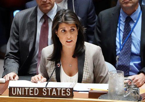 Another Ukraine crisis tests US resolve