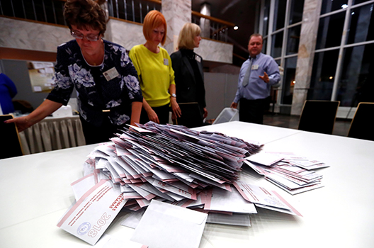 Latvia struggles to form a government