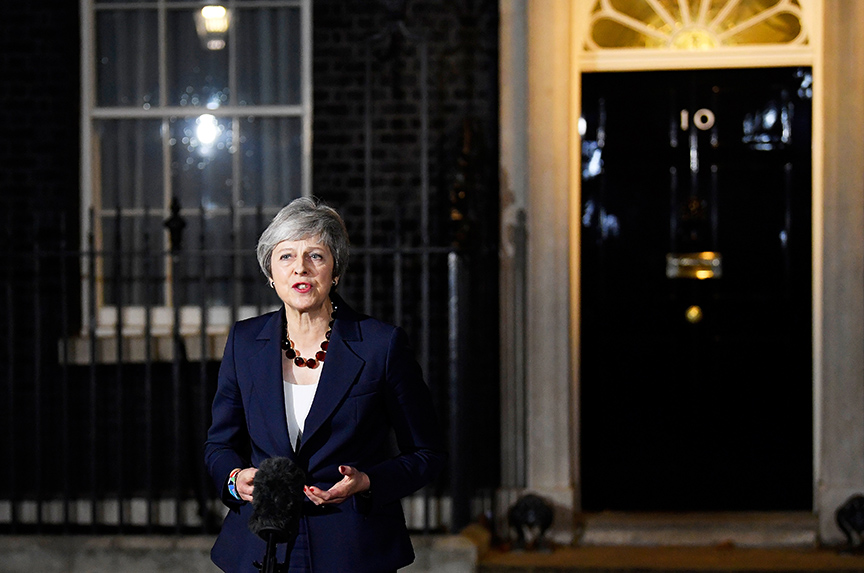 May's Brexit deal: with Cabinet nod secured, next stop parliament