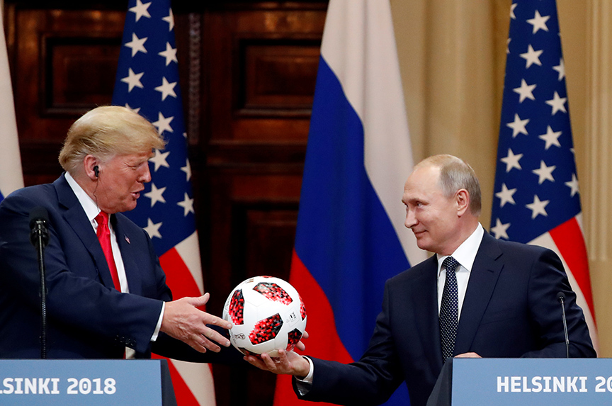Is another Trump-Putin meeting a good idea?