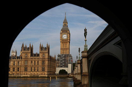 Don't be fooled, parliament is still in control in Britain