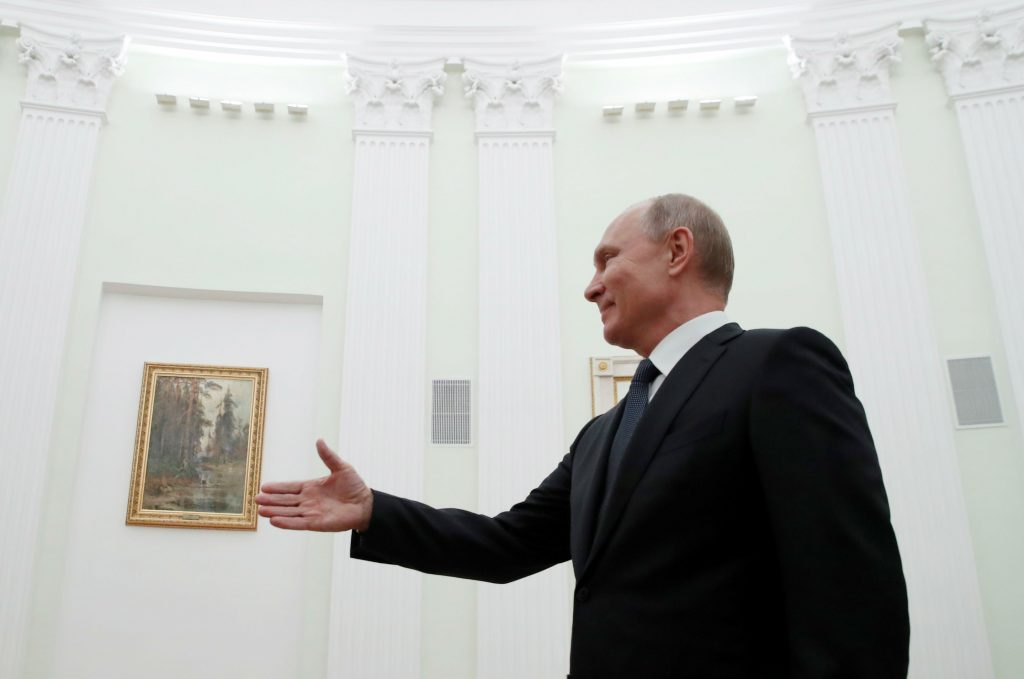 How to Weaken Putin's Hand (The Answer Isn't What You Think)