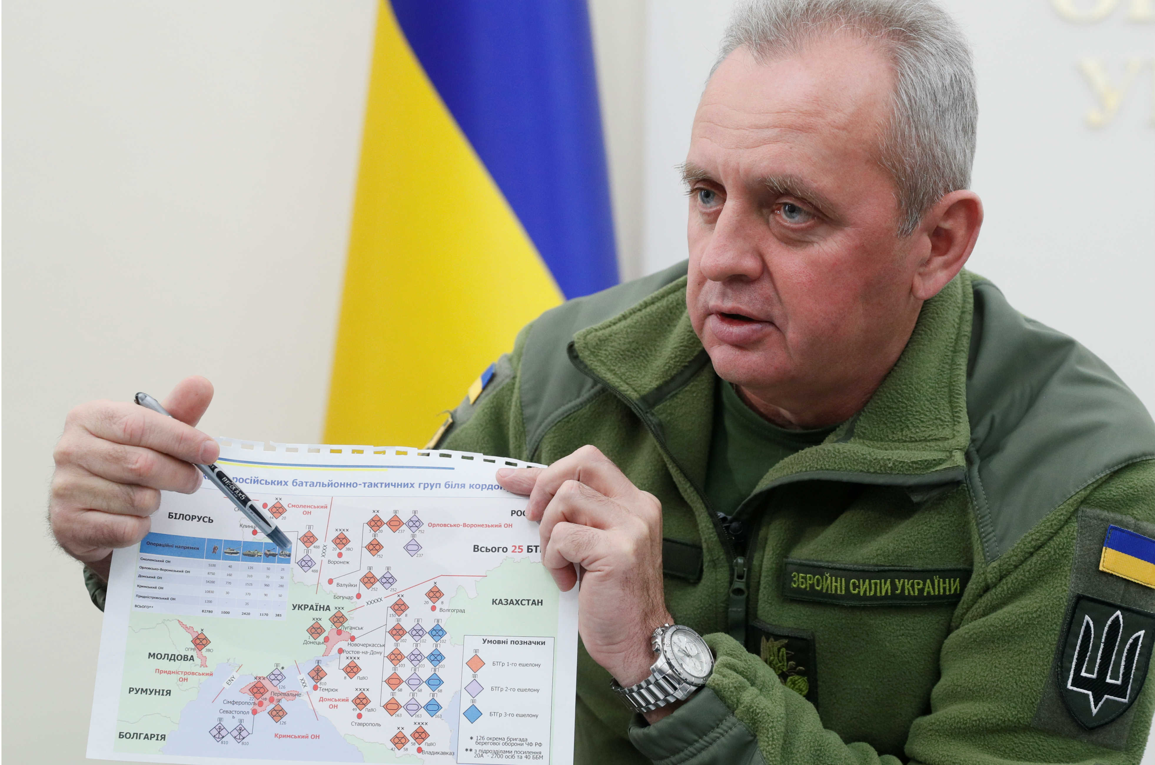Is Russia About to Invade Ukraine?