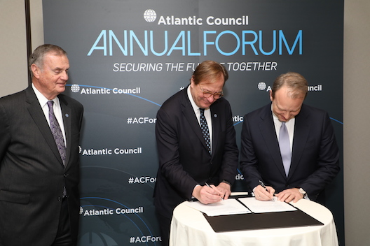 Atlantic Council and PZU SA Announce Strategic Partnership