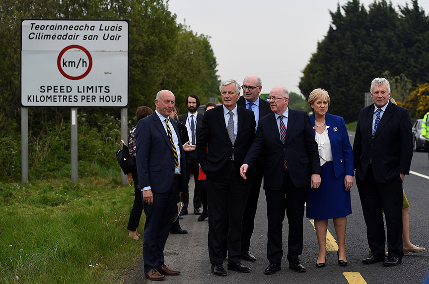 Why the Irish border matters