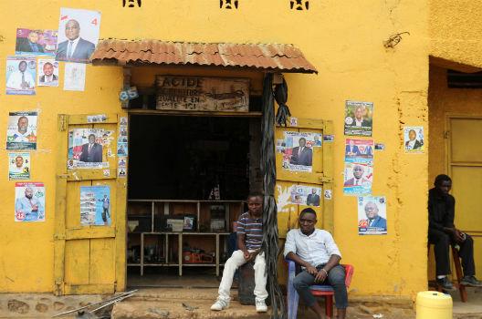 Congo's election sham