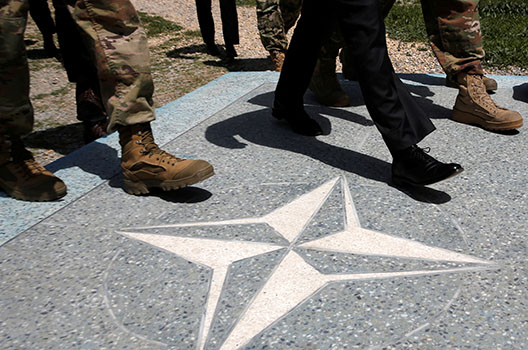 Permanent deterrence: Enhancements to the US military presence in north central Europe
