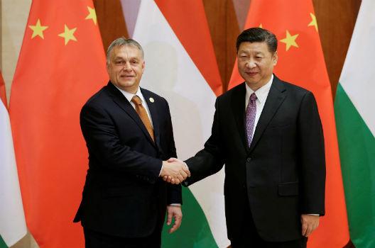 China's Europe strategy