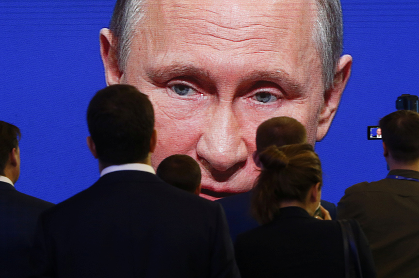 The negative consequences of Putin's strategy