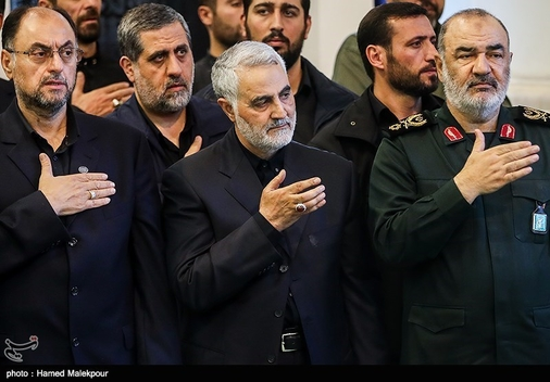 Q&A: Nader Uskowi on the IRGC's 'Temperature Rising'