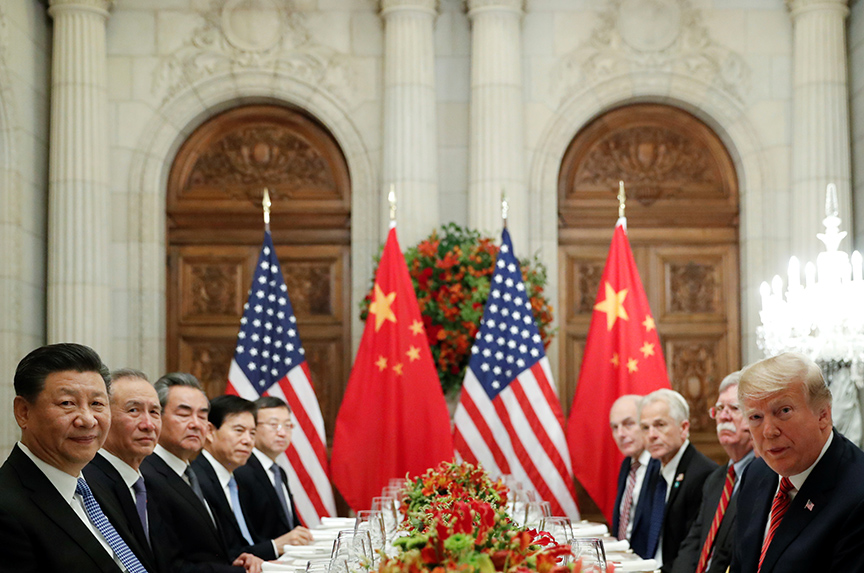 Trump, Xi reach trade war truce… for now