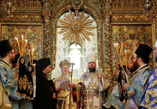Why Independence for Ukraine's Orthodox Church Is an Earthquake for Putin