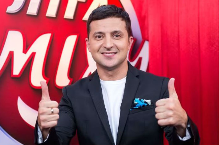 Why a Comedian's Bid for Ukraine's Presidency Is No Laughing Matter