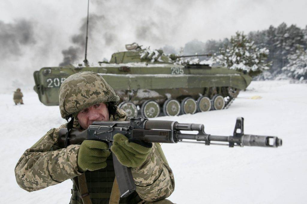 The Best Ukraine Can Hope for with Russia in 2019
