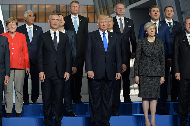 Trump Discussed Pulling U.S. From NATO, Aides Say Amid New Concerns Over Russia