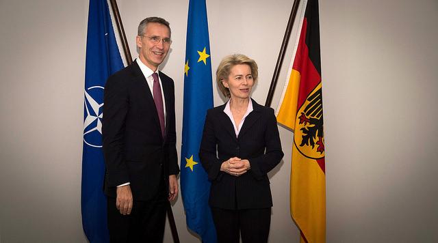 German Defense Minister: The World Still Needs NATO