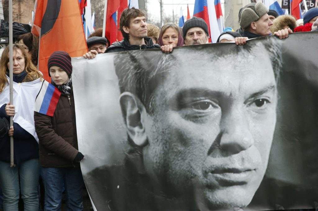 Who wanted Boris Nemtsov dead? New book offers new look at evidence
