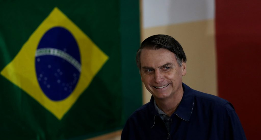 Jair Bolsonaro's first one hundred days