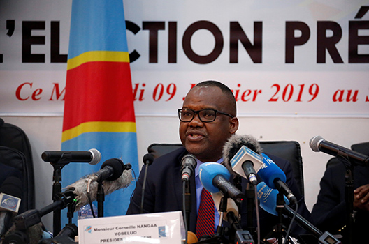 Lessons from Congo's 2018 election