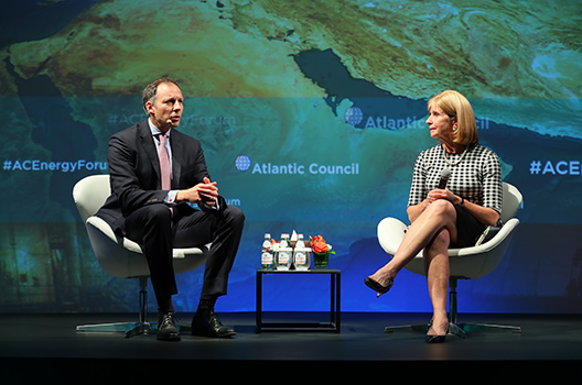 State Department official: new US diplomatic efforts built around energy