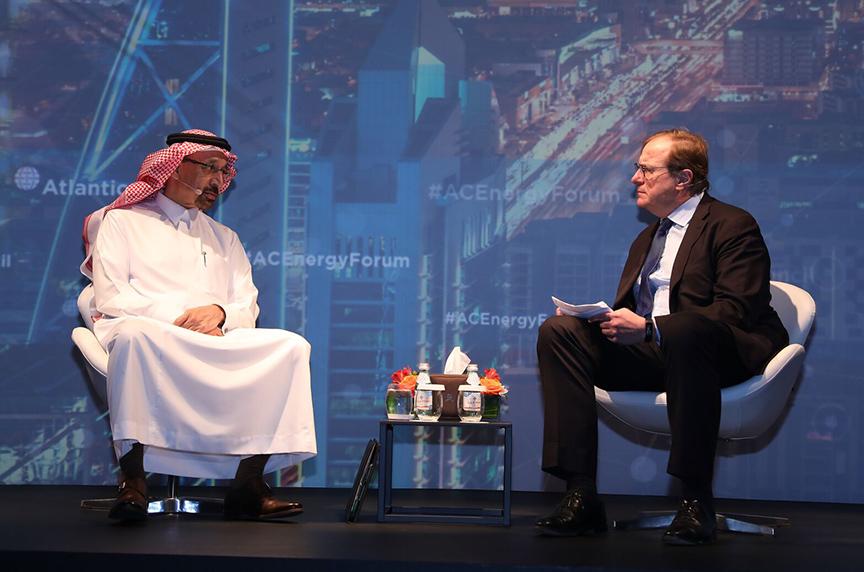 Saudi Minister says oil market volatility 'unjustified'