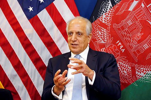 Getting peace right in Afghanistan: A political solution to a military problem