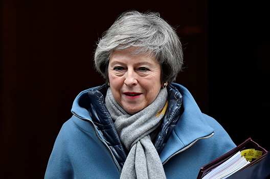May's Brexit deal faces another test. What if it fails?