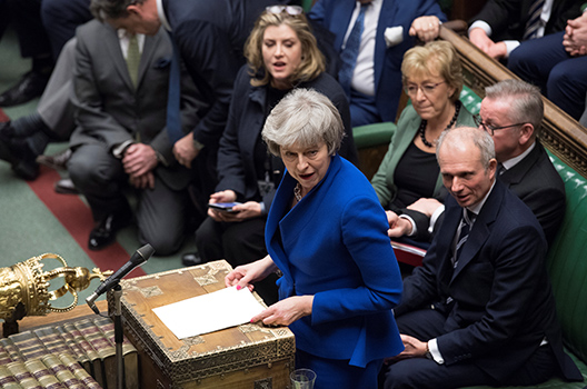 Lessons in leadership: Theresa May and Brexit