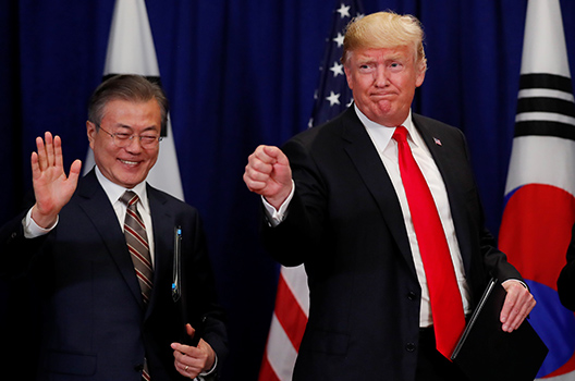 South Korea is a hesitant, but friendly, US ally in the Indo-Pacific