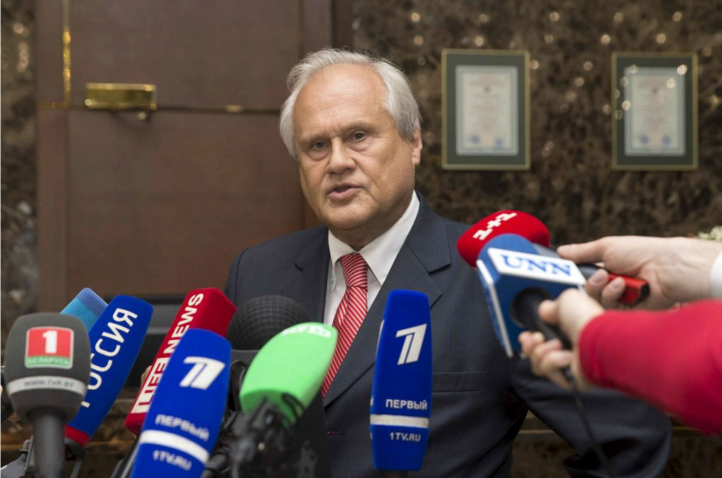 Why the Sajdik Plan for the Donbas Will Not Work